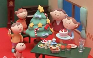 Куда пойти беременным отметить новый год. Детский Новый год. Видео: очень вкусный новогодний фруктовый салат
