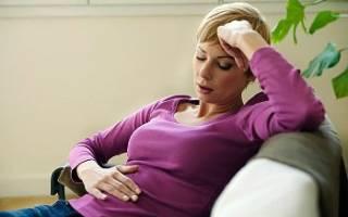 Может ли после зачатия тянуть и болеть живот. Как лечить простуду во время беременности
