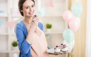 Желе для беременных с клубникой и мороженым. Как влияет употребление много сладкого во время беременности на развитие и здоровье плода? Мармелад и зефир