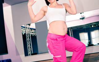 Можно ли беременным танцевать? Можно ли танцевать во время беременности