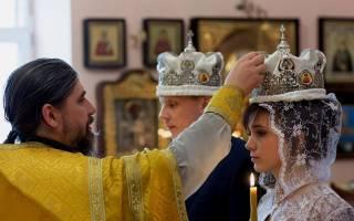 Можно ли венчаться беременной? Венчание в православной церкви