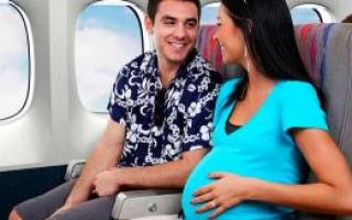 Стоит ли беременной лететь на море. Насколько безопасна поездка на море во время беременности? Какой транспорт выбрать: поезд, машину или самолет
