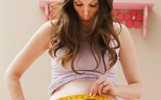 На какой неделе беременности активно растет живот. Как измеряют окружность живота на разных сроках беременности. Увеличение живота без отклонений