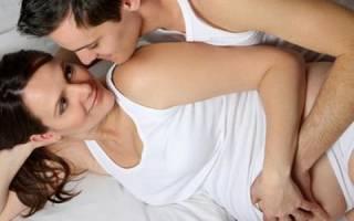 Нужна ли диета? Видео: «Секс во время беременности»