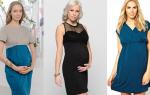 Выкройка платья для беременных пошаговая инструкция. Как сшить одежду для беременных своими руками