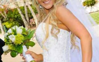 Осенние свадебные прически. Топ лучших свадебных образов невесты: как выбрать свой яркий, стильный и красивый образ невесты блондинкам и брюнеткам, полным и беременным невестам — советы стилистов и фото невест