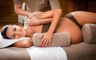 Можно ли беременным ходить в джакузи. Когда массаж для беременных под запретом? Какие приемы массажа для беременных можно применять