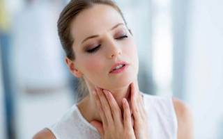 Беременным от боли в горле. Что делать, если при беременности болит горло