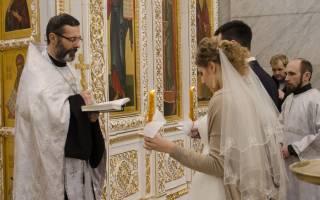 Можно ли венчаться беременным женщинам в церкви? Можно ли венчаться беременной