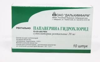 Папаверин при беременности: лечебный эффект и противопоказания. Показания для свечей Папаверин