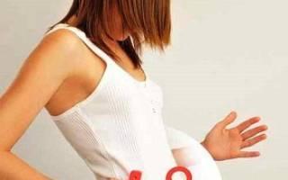 9 недель беременности что происходит с мамой. Внешнее и внутреннее развитие плода. Живот на девятой неделе беременности