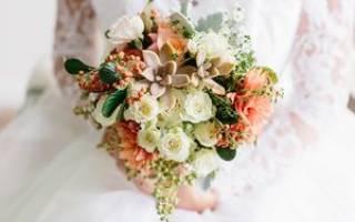 Букет невесты приметы и какой кидать. Свадебный букет приметы и традиции, какие цветы использовать, через сколько выйду замуж. Поймала букет беременной невесты
