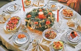 Блюда и напитки на новый год для беременных. Новый год для беременных