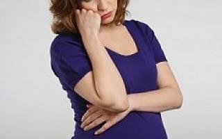 Что такое мазня при беременности. I и II триместры. Когда стоит обращаться к врачу
