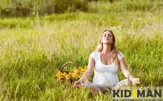 Купание в реке во время беременности. Купание в реке при беременности: опасность или польза