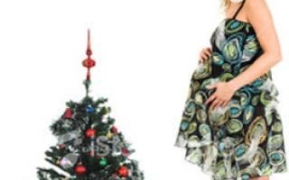 Новый год для беременных. Что можно и что нельзя